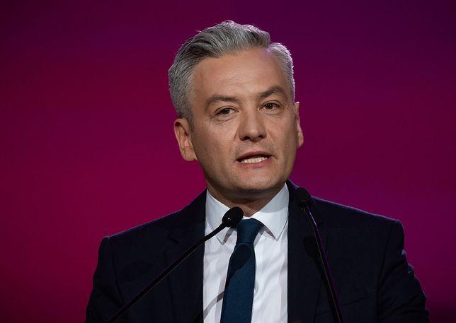 Wybory parlamentarne 2019 będą być może ostatnią szansą, żeby osunąć PiS od władzy - stwierdził Robert Biedroń