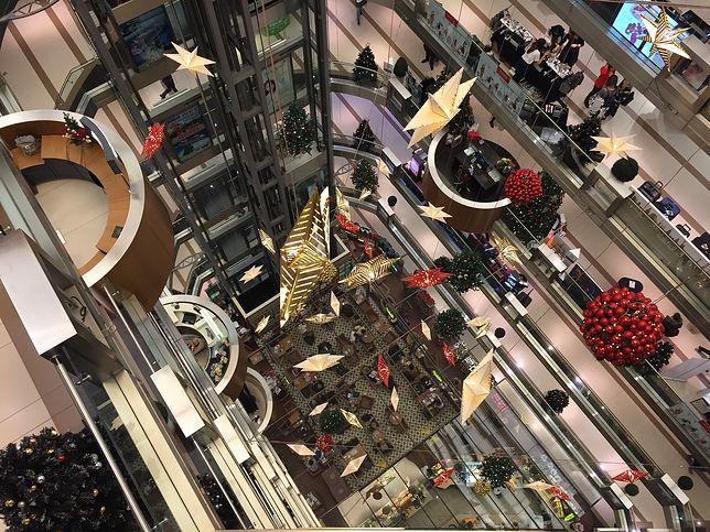 Niedziela handlowa 15 grudnia. Jutro nie będzie obowiązywał zakaz handlu
