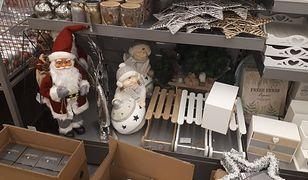 Choć wakacje jeszcze się nie skończyły, to w KiK już można kupić bożonarodzeniowe ozdoby