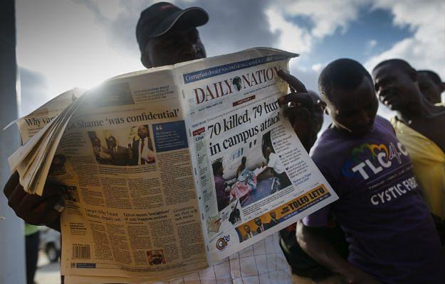 Abdirahim Abdullahi jednym z zamachowców ataku na uniwersytet w Kenii
