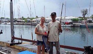 Polka spotkała się z żeglarzem, który 7 miesięcy dryfował po oceanie. Opowiedziała o tym WP