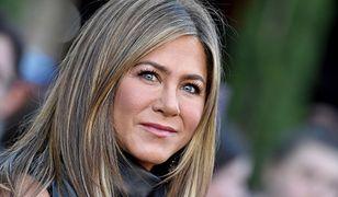 Jennifer Aniston na premierze jednego ze swoich filmów