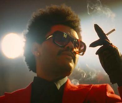 """The Weeknd w klipie """"Blinding Lights"""""""