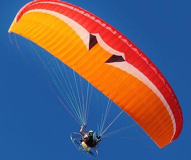 Paralotniarz zginął na miejscu