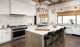 Meble z odpowiedniej płyty kuchennej sprawią, że wnętrze będzie przytulne