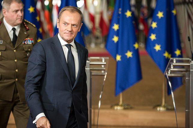 Od 2014 roku Donald Tusk jest przewodniczącym Rady Europejskiej