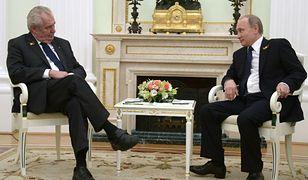 Władimir Putin: Rosja gotowa jest przywrócić relacje z UE
