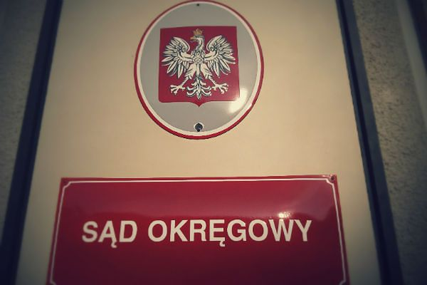 Zapadł wyrok w sprawie wypadku autokaru wiozącego kibiców Lechii Gdańsk w 2013 roku