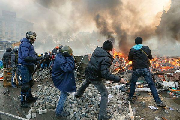 USA wzywają władze Ukrainy do ogłoszenia rozejmu