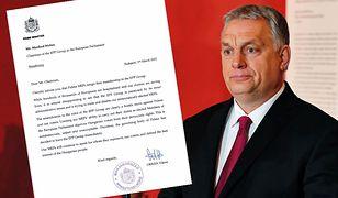 Viktor Orban: europosłowie Fidesz występują z grupy EPL