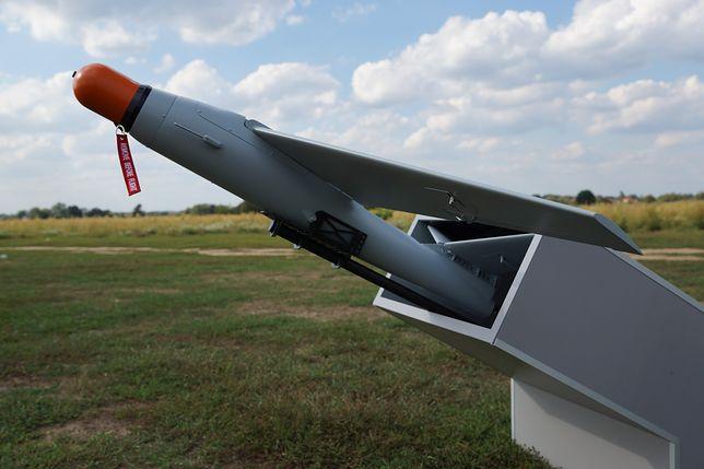 Uzbrojony dron Warmate