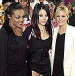 Prywatny występ Sugababes