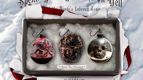 Świąteczna kartka od Dante`s Inferno musiała być inna