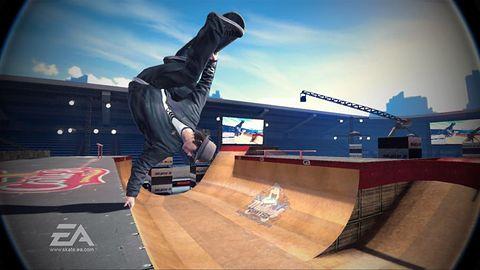 Kolejny dodatek do Skate 2