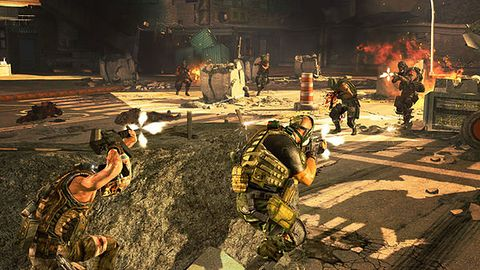 Galeria: The Army of Two: The 40th Day