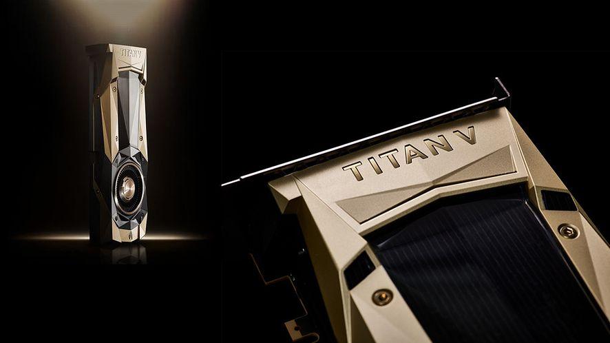 Titan V doczekał się następcy. Źródło: Materiały prasowe NVIDIA