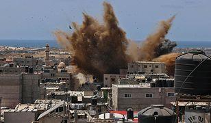 Konflikt między Izraelem i Hamasem. Jest porozumienie w sprawie zawieszenia broni