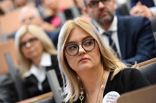 Akt oskarżenia ws. Magdaleny Adamowicz. Jest reakcja europosłanki