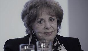 Zofia Czerwińska - aktorka znana z ról w wielu filmach i serialach zmarła, mając 85 lat