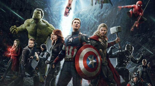 Avengers: Wojna bez granic (Avengers: Infinity war)