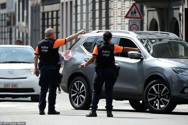 W Liege doszło do strzelaniny, w wyniku której zginęły 4 osoby, w tym sprawca zdarzenia.