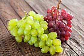 Winogrona - właściwości, polifenole w winogronach