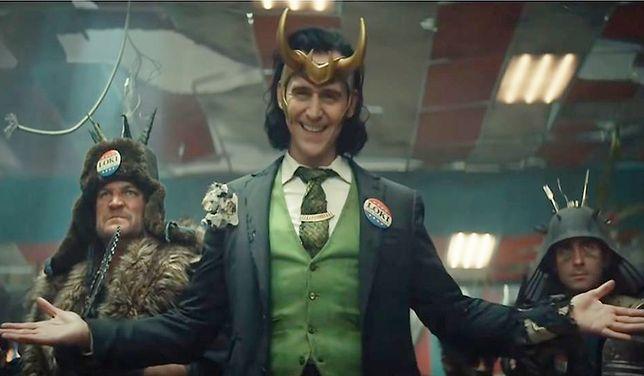 """""""Loki"""" murowany przebój platformy Disney+"""