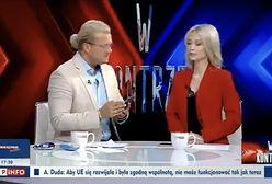Wpadka Jakimowicza na wizji. Chciał wyśmiać TVN, a niechcący ośmieszył TVP