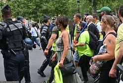 Manifestacje we Francji przeciwko paszportom sanitarnym. Policja użyła gazu łzawiącego