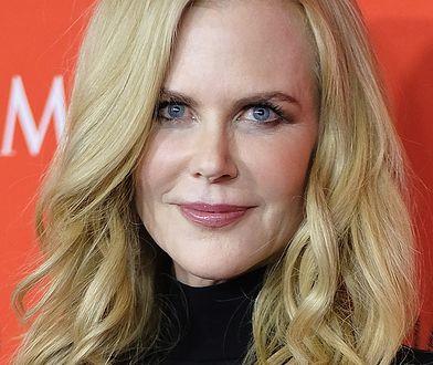 Kidman przez lata była blondynką