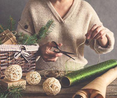 Dekoracje świąteczne inspirowane naturą