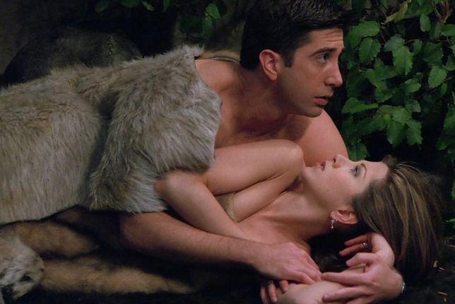 """David Schwimmer może zagrać w pornograficznej parodii """"Przyjaciół"""""""
