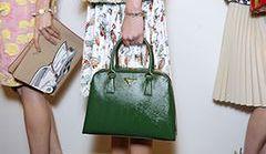 Prada - torebki na lato 2012!