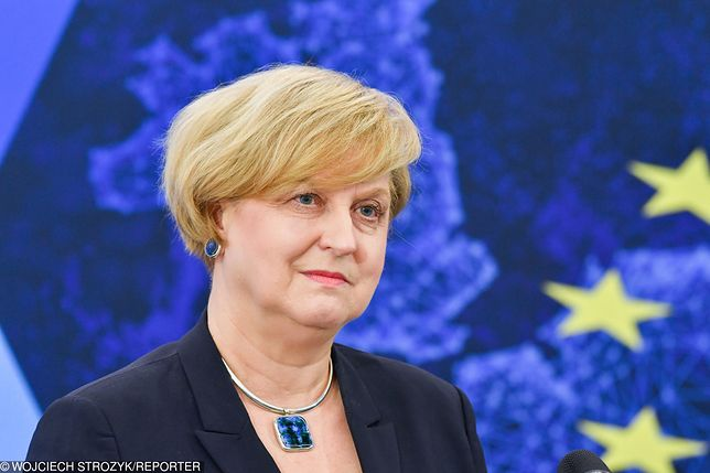 Europosłanka PiS Anna Fotyga chce wyjaśnień ws. wywiadu doradczyni szefowej unijnej dyplomacji dla telewizji RT
