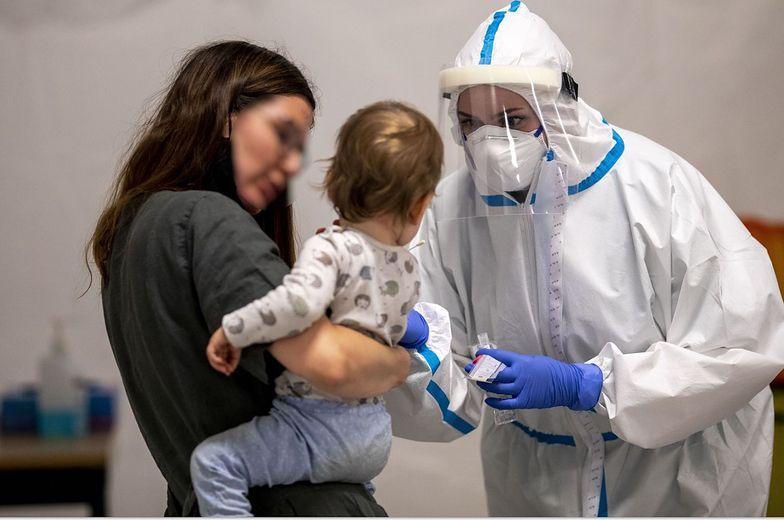 20 dzieci w ciągu 10 dni. Nowa choroba w Polsce. Lekarz ostrzega