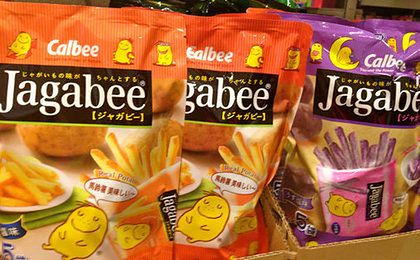 Japończycy rzucili się na chipsy. Panika w całym kraju