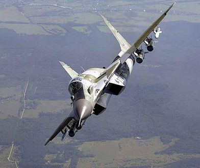 MiG-29 nadal pozostaje groźną bronią