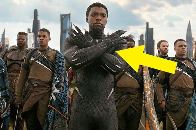 """""""Wakanda Forever!"""" - tak to wyglądało w filmie """"Czarna Pantera"""""""
