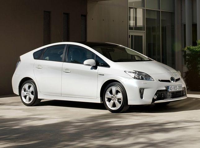 Używany samochód hybrydowy: Toyota Prius