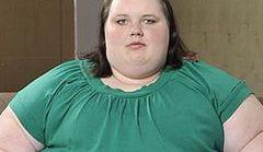 Georgia Davis schudła 121 kg!