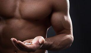Metanabol przyjmowany jest w formie tabletek