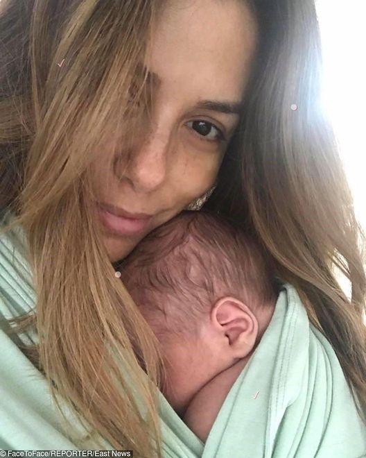 Eva Longoria niedawno urodziła syna