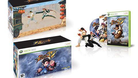 Hurra! Będzie limitowany Street Fighter IV