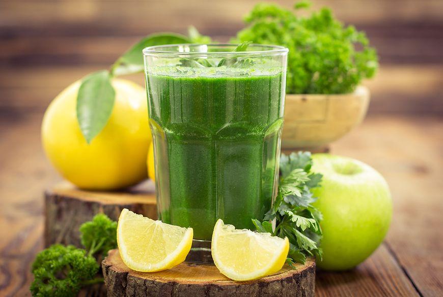Zacznij dzień na zielono!