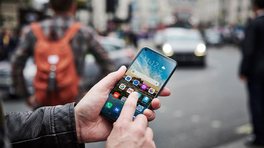 Android 10 to wciąż rzadkość, fot. Getty Images