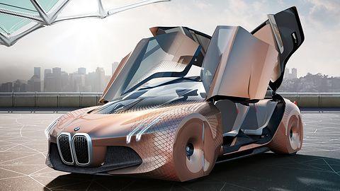 BMW dołącza do autonomicznej rewolucji: oddasz kierownicę komputerowi?
