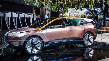 BMW na MWC: oto, jak ma wyglądać przyszłość oprogramowania w samochodach - BMW iNEXT. fot. materiały prasowe BMW.