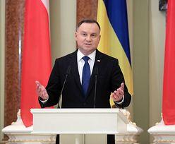 Tuszowano incydent z prezydentem Andrzejem Dudą. Ujawniono prawdę