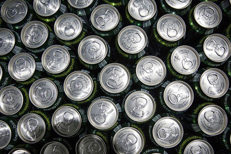 Zimne napoje nie są dobre na upał