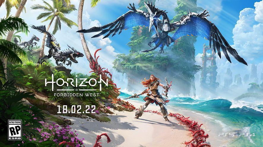 Horizon Zero Dawn od teraz w 4K 60 FPS, a Horizon Forbidden West w 2022 roku